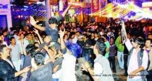 bangalore new year celebration was subdued