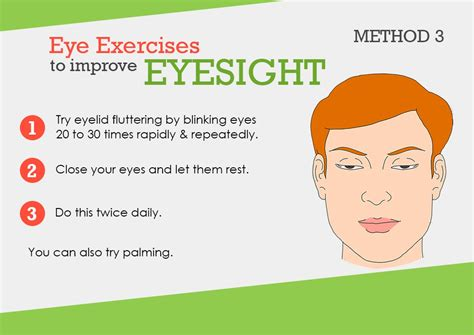 home remedies to improve eyesight healthy viperson