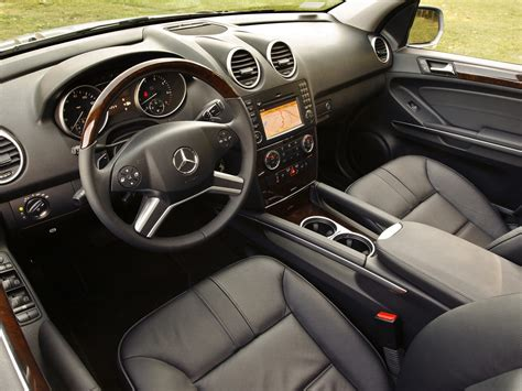 Mercedes Jeep Interior by