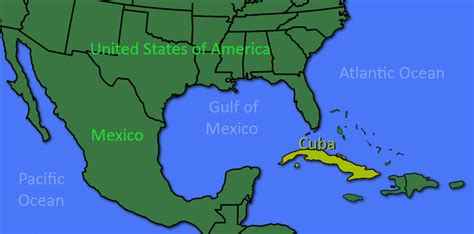 map usa and cuba f kennedy assassination the cuban connection