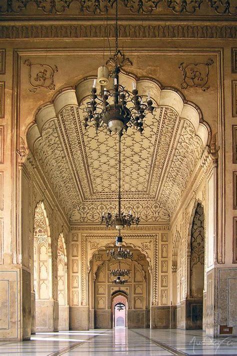 interior masjid badshahi masjid interior lahore pakistan islamic