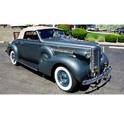 1938 Buick Special Convertible Dynaflash Straight Eight