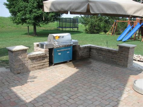 30 Vintage Patio Designs With Bricks Wisma Home Paver Patio Ideas