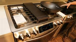 Cooktop Oven Combo Samsung Chef Collection Slide In Gas Range Release Date