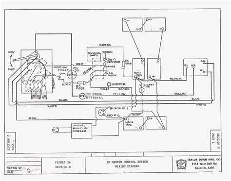 yamaha 48 volt golf cart wiring diagram wiring diagram