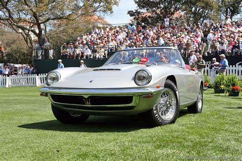 porsche spyder 1965 1965 maserati mistral spyder gallery supercars