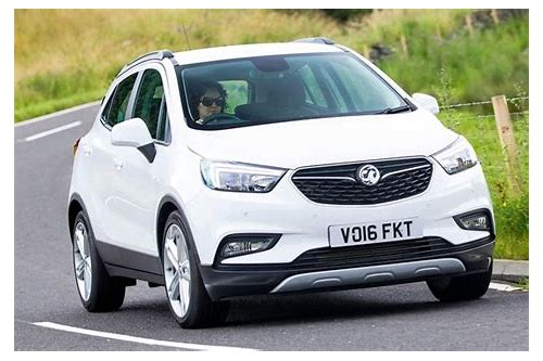 pcp deals on vauxhall mokka
