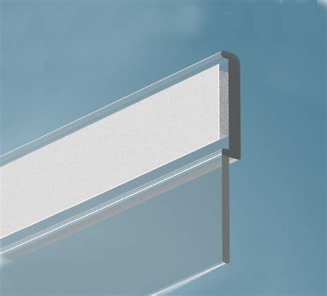Glass Door Bottom Seal Glass Door Top And Bottom Seal The Wholesale Glass Company