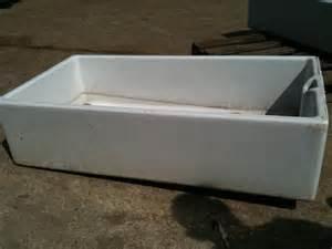 large belfast sink johnson