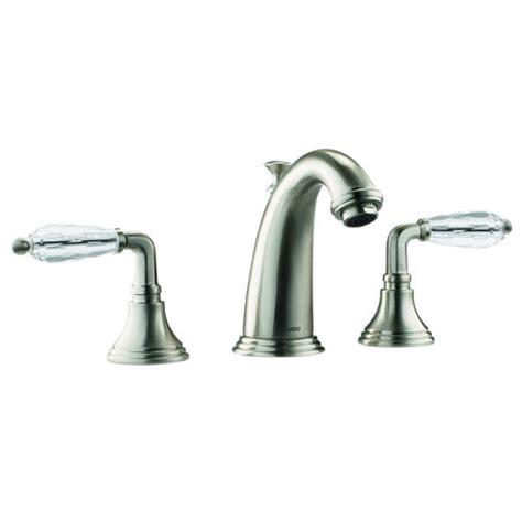 jado classic widespread lavatory faucet lever