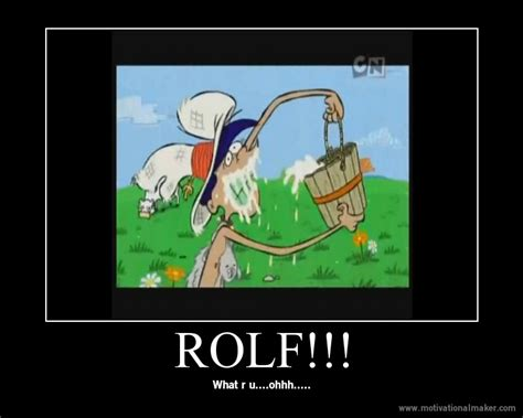 Rolf Meme - rolf by happyfeet19942008 on deviantart