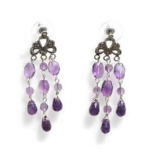 small purple chandelier small chandelier earrings chandelier