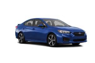 Subaru Impreza Sport All New 2017 Subaru Impreza Bows In New York Automobile