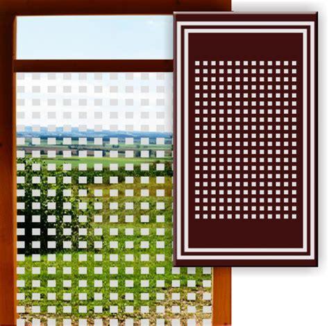 Fenster Sichtschutz Spitze by Sichtschutz Mit Klebefolie
