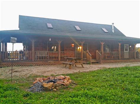 Harpers Ferry Iowa Cabins by Sunset Ridge Harpers Ferry Iowa