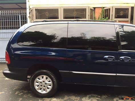 2000 Chrysler Voyager by Chrysler Voyager 2000 Car For Sale Metro Manila
