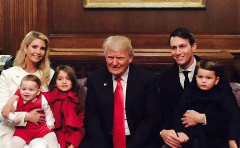 the trump family ivanka trump family that can t be hidden from the public