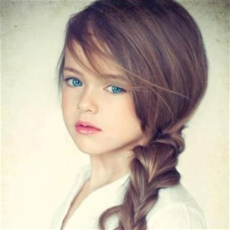 beautiful little girls hairstyles for long hair cute little baby girl long hair styles little lady