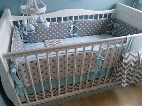 Blue And Gray Crib Bedding Sets by Crib Bedding Baby Bedding Mini Crib Cot Set Crib Set