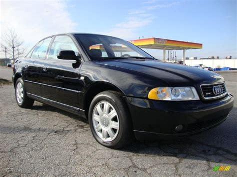 2000 audi a4 quattro 1 8t brilliant black 2000 audi a4 1 8t quattro sedan exterior