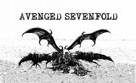 Avenged Sevenfold Album Art
