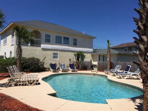 Panama City Beach Vacation Rental 450606 Beachhouse Com Panama City House Rentals With Pool