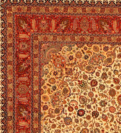 knot rugs beige 7 x 10 mashad rug knotted rug ebay