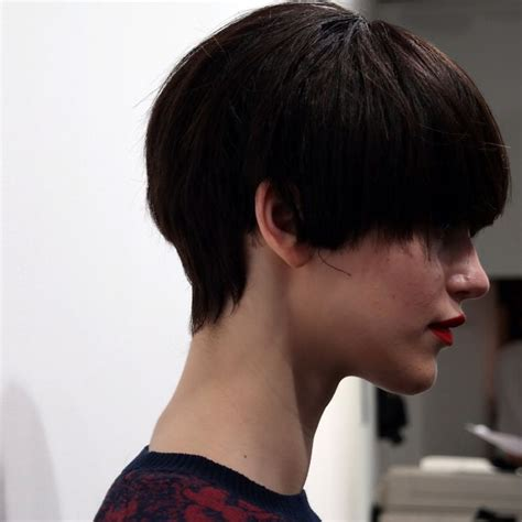 36 best bowl cut images on pinterest short wedge 127 best images about pixie bowl cut on pinterest
