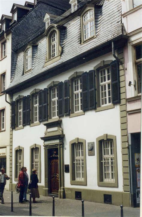 marx haus file karl marx haus museum trier may 1995 jpg wikimedia