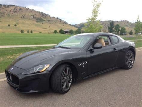 2013 Maserati Granturismo Coupe by Sell Used 2013 Maserati Granturismo Sport Coupe 2 Door 4