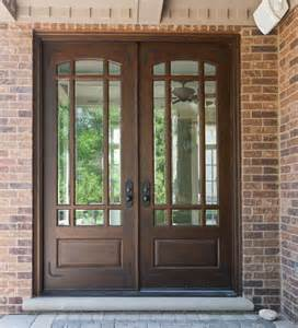Double front entry doors interior amp exterior doors design