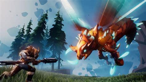 monstre aim how the team making dauntless aim to take on monster hunter pcgamesn