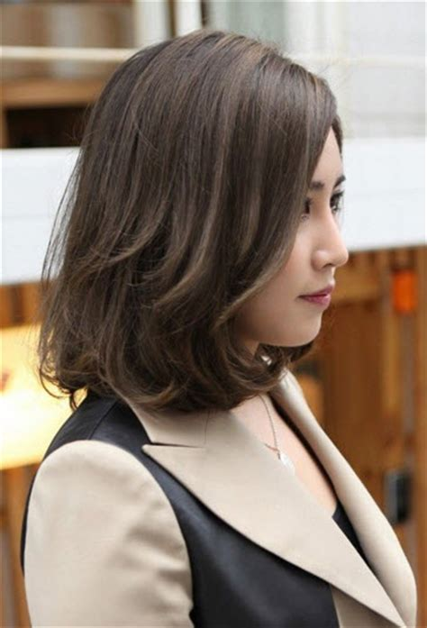 hair cut in seoul tips on how to style thin fine asian hair toppik com