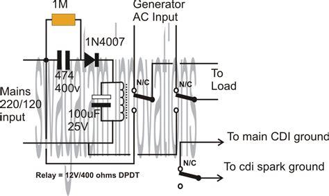 change generator wiring diagram change get free
