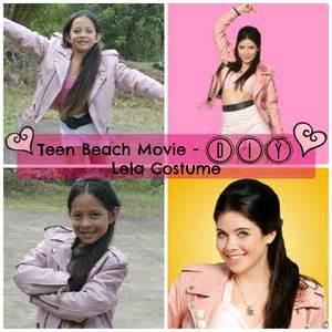 Teen beach movie diy lela costume livin the mommy life