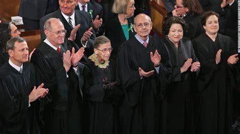 Supreme Court justices await Senate nuclear option ... Judge Neil Gorsuch