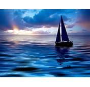Download Sailing Boats Wallpaper Boat At Sunset