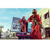GTA 5 Artwork Looks Very Breaking Bad