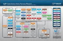 Pgmp exam success series processes placemat for second edition