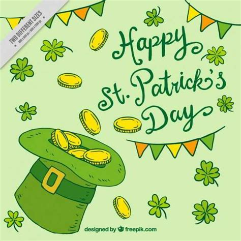 s day website st patrick s day web design freebies free your for