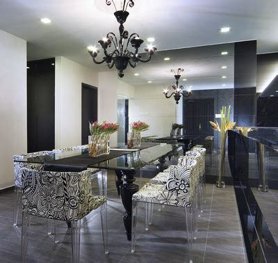 Luxury Dining Room Ideas by Sparkle Interior Design