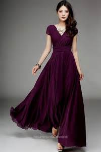 plum chiffon bridesmaid dresses naf dresses