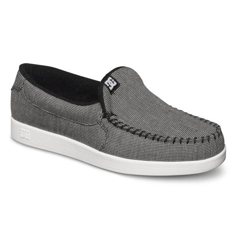Slip On Dc by Dc Shoes Villain Tx Slip On Shoes 301815 Ebay