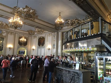 Top Bars In Edinburgh Station Pubs Hamilton Hall At Liverpool Street Londonist