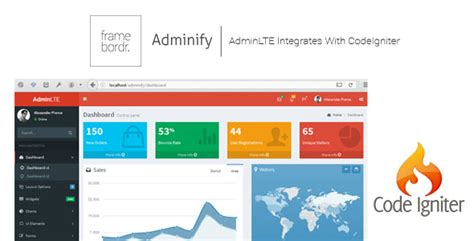 admin template free in php admin template free in php new codeigniter