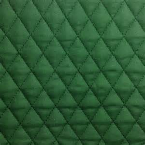 one half yard of sided pre quilted fabric material