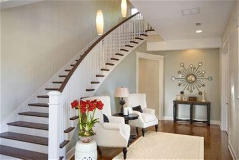 neutral ground sherwin williams sherwin williams sw 7568 neutral ground up the stairs and comfort gray in foyer house