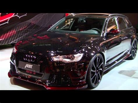 glitter audi glitter painted audi rs6 r by abt