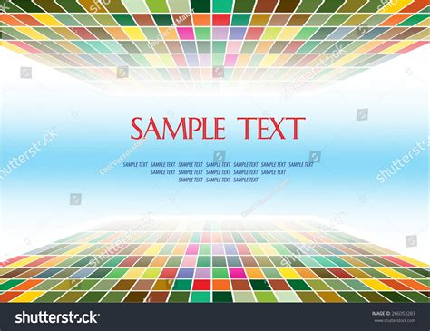 colorful background mosaic pattern design backdrop design or colorful background mosaic pattern