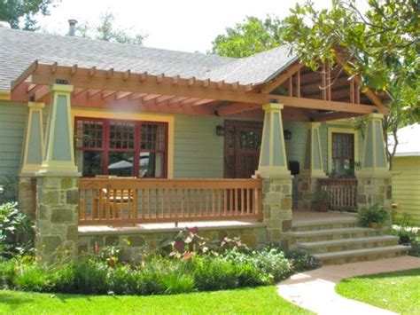 Country House Plans With Front Porch Bungalow Front Porch Front Porch Pergola